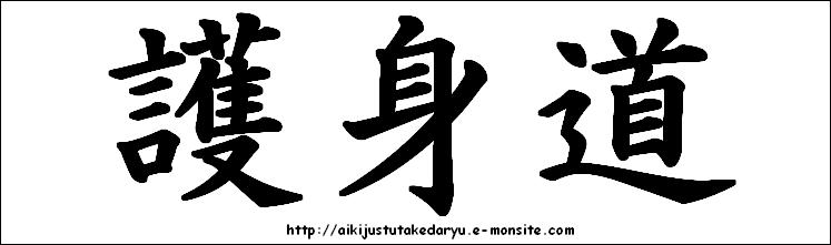 Aiki Jutsu Takeda Ryu