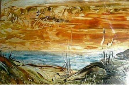 Peinture à la Cire...