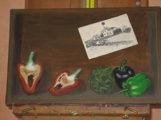 tableaux peintures et trompe l 39 oeil. Black Bedroom Furniture Sets. Home Design Ideas
