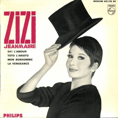 zizi jeanmaire 45 A