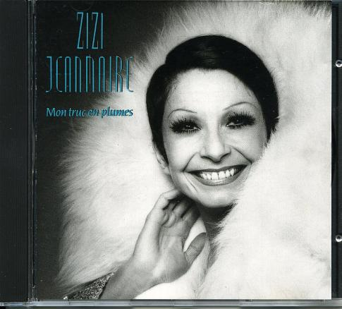zizi jeanmaire CD