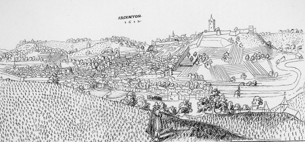 LE CERCLE D'HISTOIRE D'ARGENTON SUR CREUSE