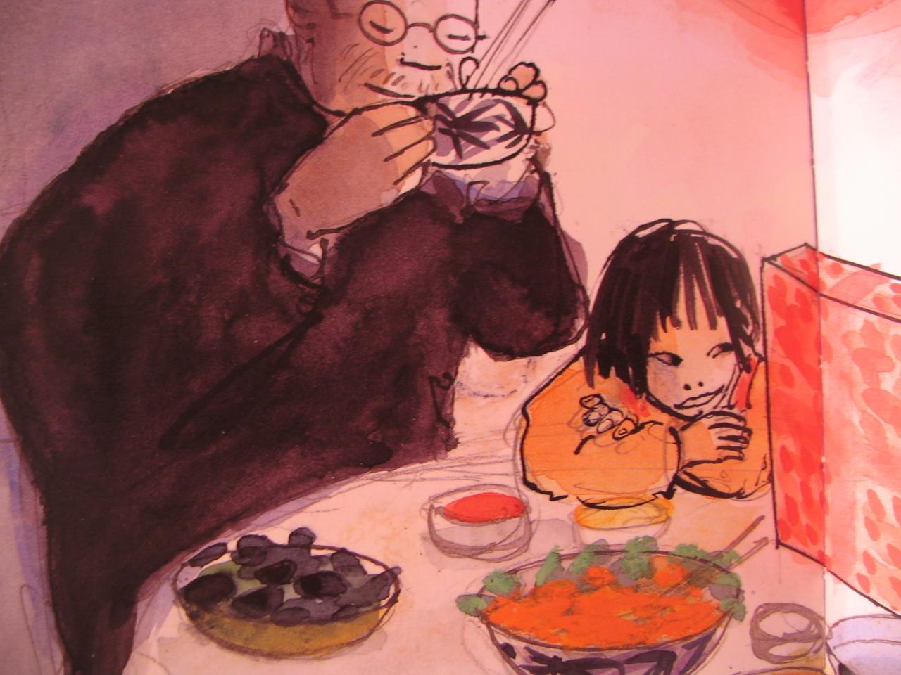 repas fête