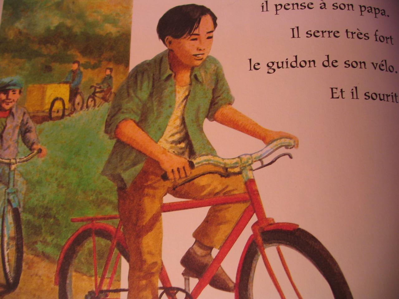 rêve vélo