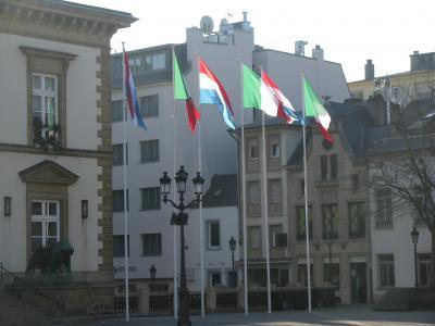 Visite Présidentielle à Luxembourg