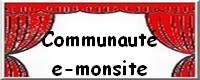 Communauté E-monsite