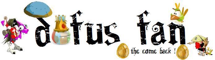 Le site des fans de Dofus