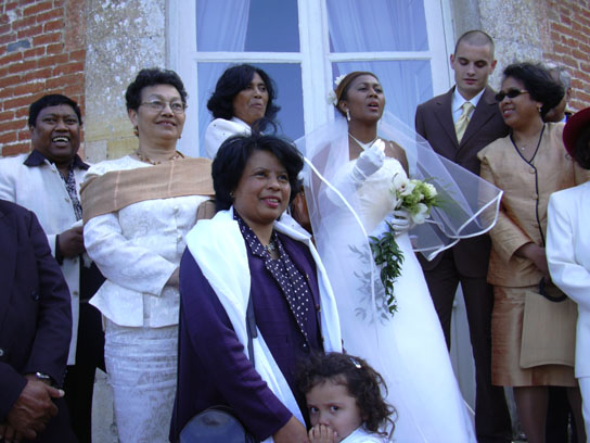 Mariage Nana et Hervé