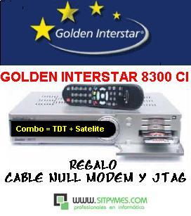 loader golden interstar 8005