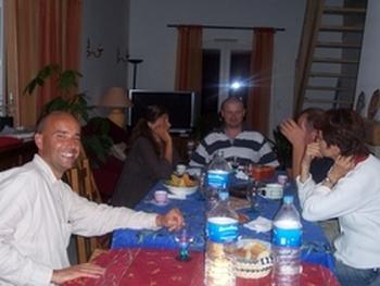 Rencontre familiale en anglais