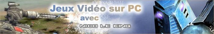 Les jeux video sur PC avec Nico le king