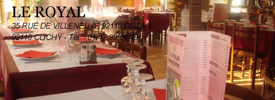 Restaurant Marocain LE ROYAL