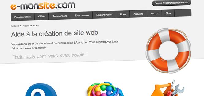 Aide webmaster
