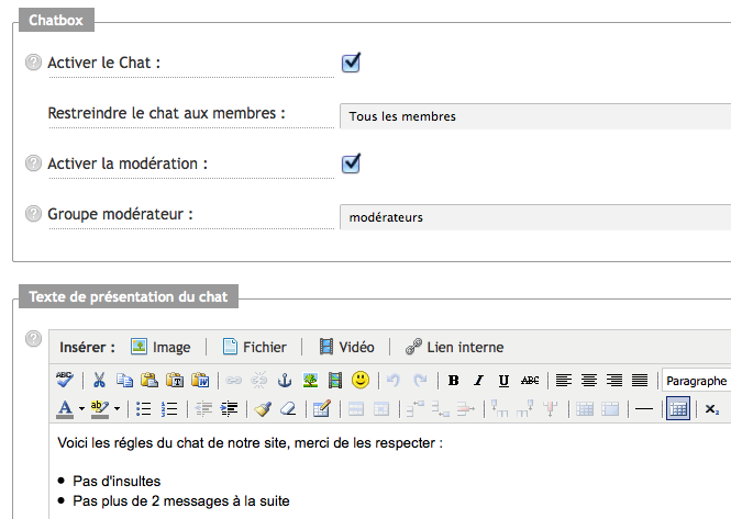 chatbox-manager