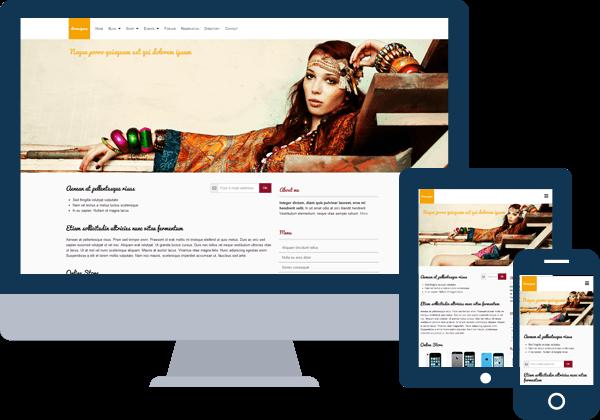 Creer un site responsive