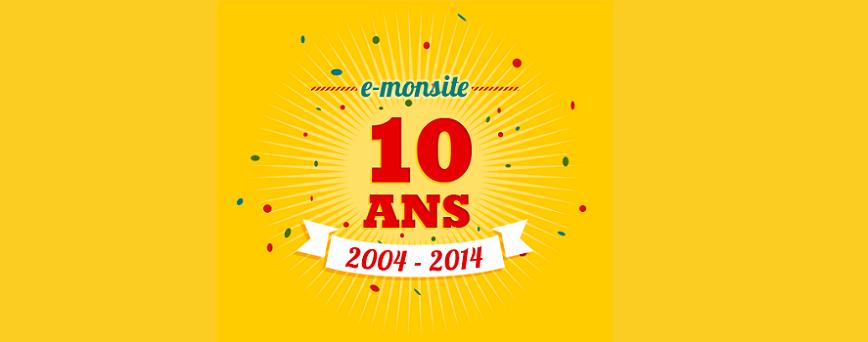 Dix ans blog