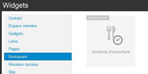 Heures d 39 ouverture et de fermeture du restaurant - La defense horaire d ouverture ...