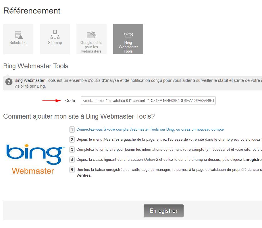 Bing Sitemap: Ajouter Et Valider Son Site Sur Bing Webmaster Tools
