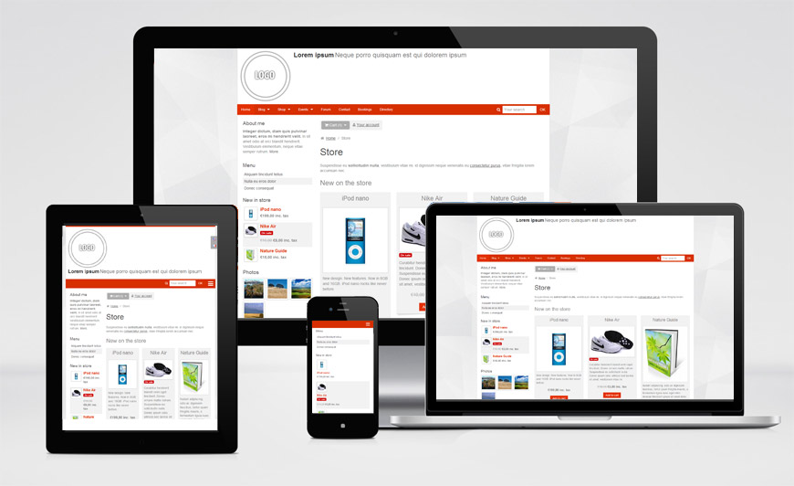 Modular [Bootstrap], un nouveau thème responsive hautement personnalisable !