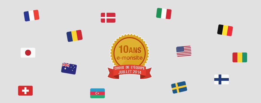 Sites multilingues