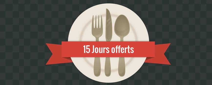 Offre restaurant