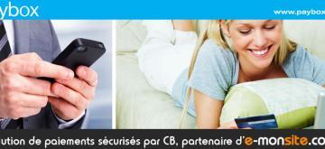 Paybox : une solution de paiement sécurisé pour votre site e-commerce