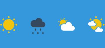 Un widget pour afficher la météo sur son site