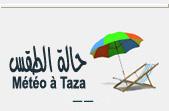 Météo de Taza