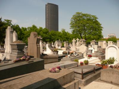 Au cimetière de montparnasse