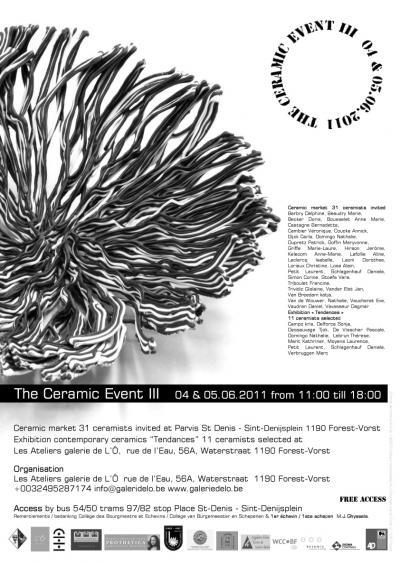 Ceramic Event.
