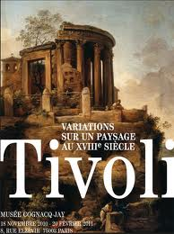 VISITE DE L'EXPOSITION TIVOLI AU MUSEE COGNACQ-JAY