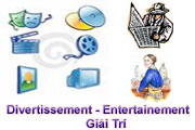 Divertissement - Entertainement - Giải trí