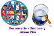 Découverte - Discovery - Tìm hiểu