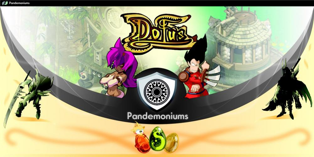 pandemoniums Dofus