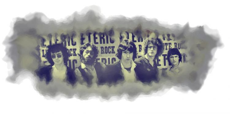 ETERIC, le rock Bordelais des 80's