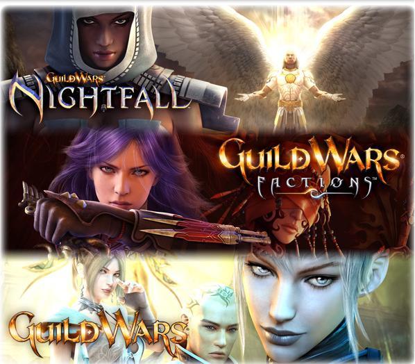 ENGLISH Платформа XP Описание я нашёл в интернете Guild Wars…