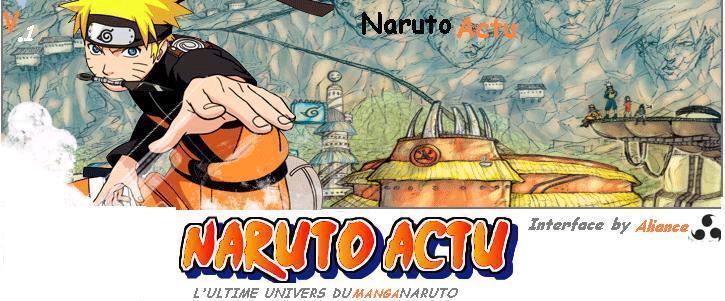 NARUTO ACTU site Naruto, episodes, naruto shippuden