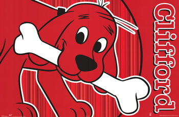 clifford le grand chien rouge