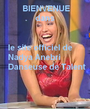 le site officiel de nadya anebri