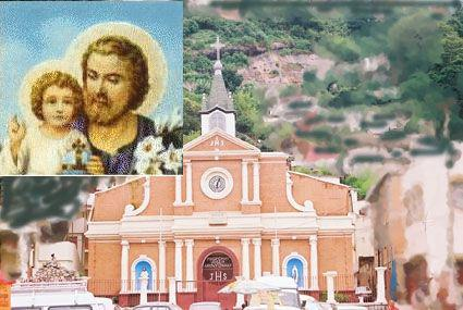Eglise Saint Joseph Mahamasina