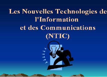 les nouvelles technologies d'information et de communication