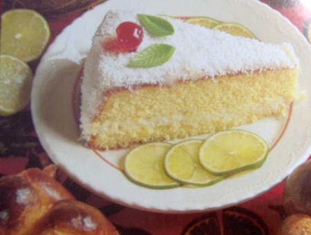 G teau mont blanc for Cuisine yougoslave