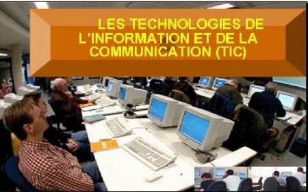 TECHNOLOGIES DE L'INFORMATION ET DE LA COMMUNICATION - photo#1