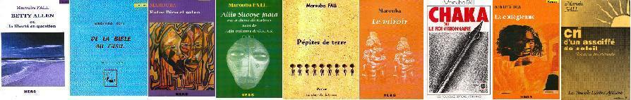 Site perso de Marouba Fall