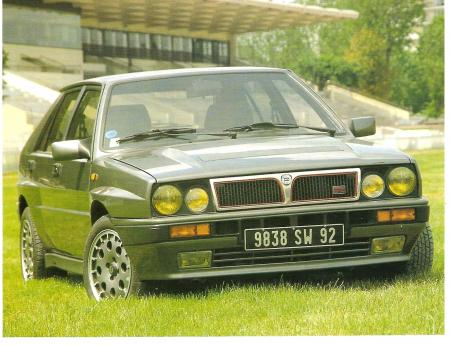 la lancia delta hf integrale 16v. Black Bedroom Furniture Sets. Home Design Ideas