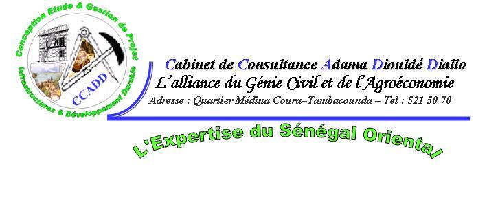 CCADD(Cabinet de Consultance Adama Diouldé Diallo)