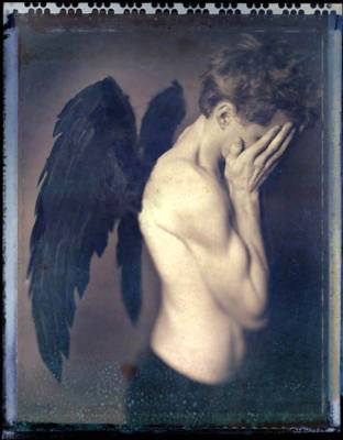 Ange Qui Pleure l'ange qui pleure