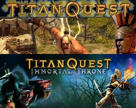 Titan quest by guigui