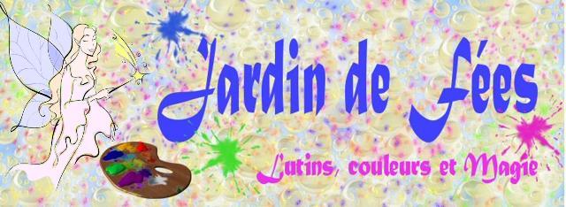 LE JARDIN MAGIQUE...