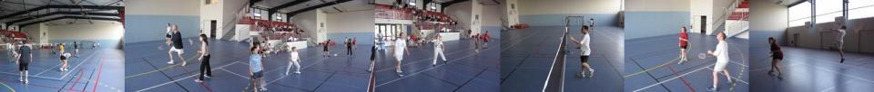 Le site du Badminton Cousances
